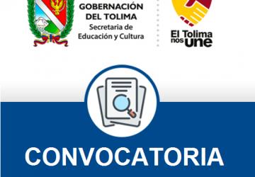 Cabezote nuevo portal sed CONVOCATORIA